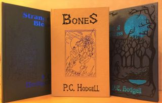 Bones (1993) - Child of Darkness (1993) - Stranger Blood (1994); 3 Volume Set. P. C. Hodgell