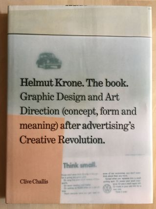 Helmut Krone: The Book. Clive Challis