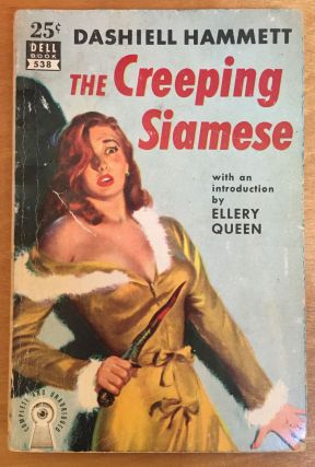The Creeping Siamese. Dashiell Hammett