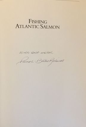 Fishing Atlantic Salmon: The Flies and the Patterns