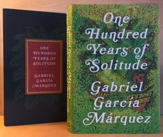 One Hundred Years of Solitude. Gabriel Garcia Marquez