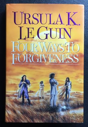 Four Ways to Forgiveness. Urrsula K. Le Guin